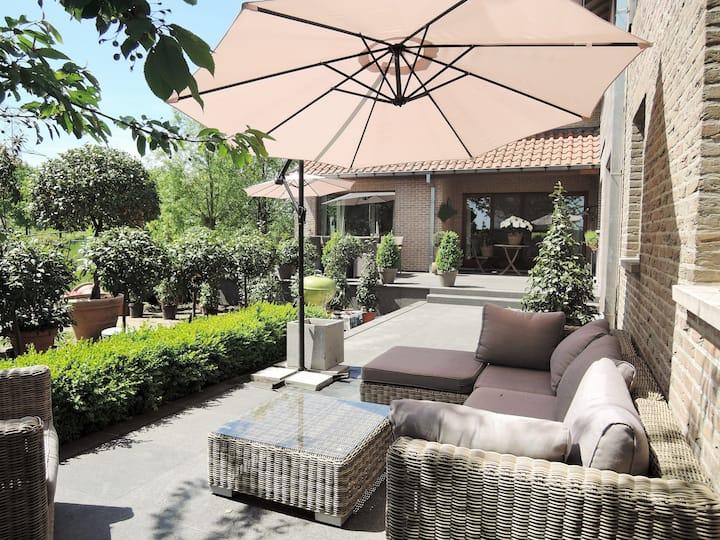 VILLA FLANDRIA BRUGENSIS complete 3 bedroom house