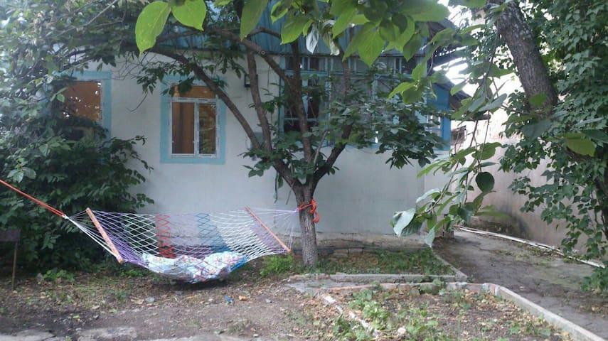 Дом в Ивановке