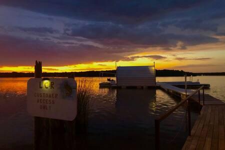 Lakeside RV Camping spot Lake Cisco