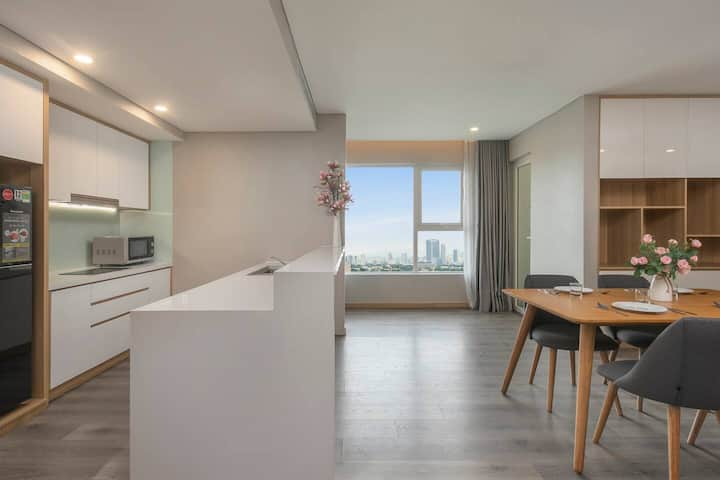 Brand New Cozy Apt • Han River view • City center