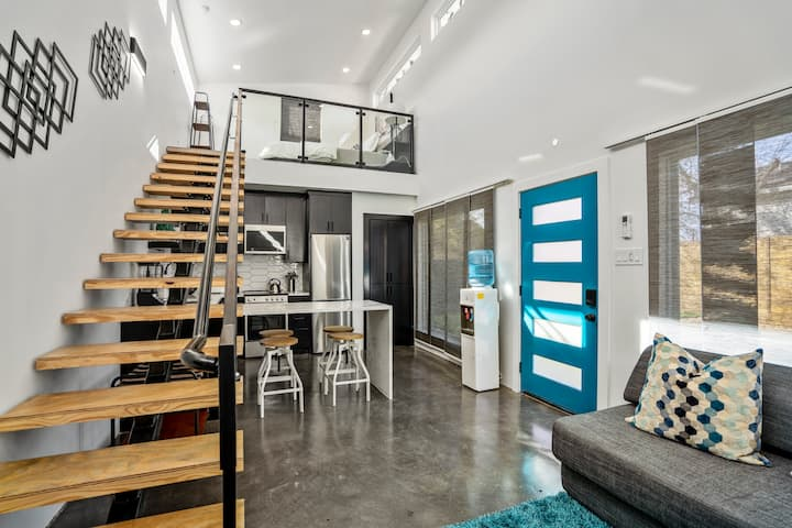 Quantum Tiny Loft at East End Revitalized⭐⭐⭐⭐⭐