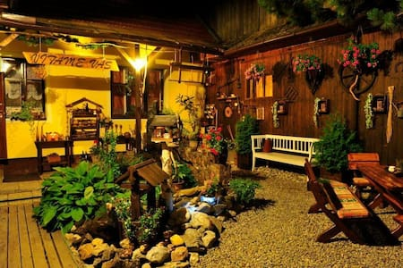 1) Family friendly & cosy guesthouse Eden