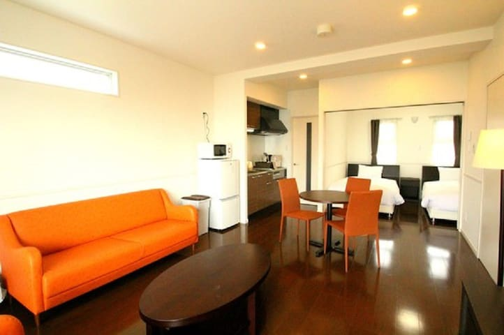【1F 2F】 Deluxe Twin Room