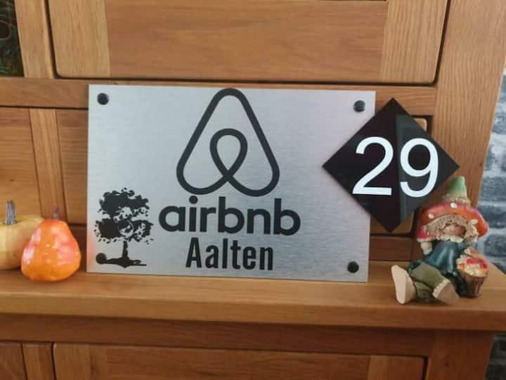 Airbnb in beautiful Aalten in the Achterhoek