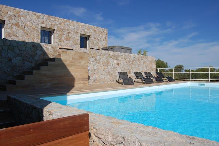 Corse appartement T2 Lozari Balagne