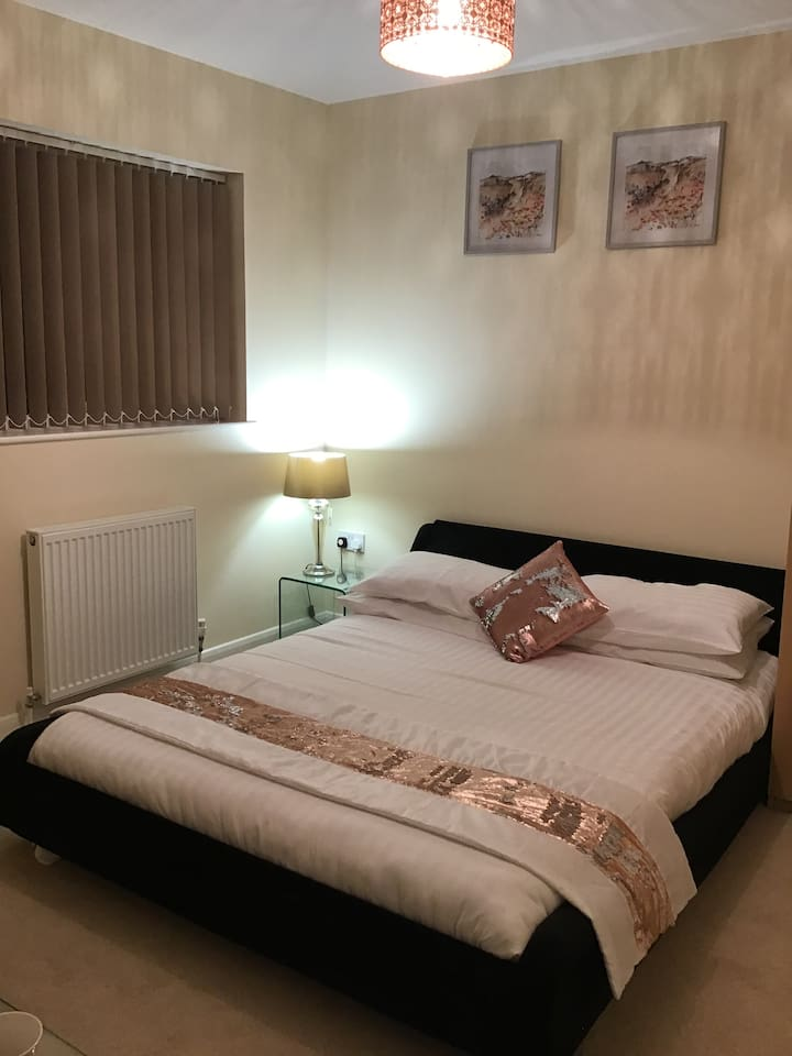 bed 1 first floor