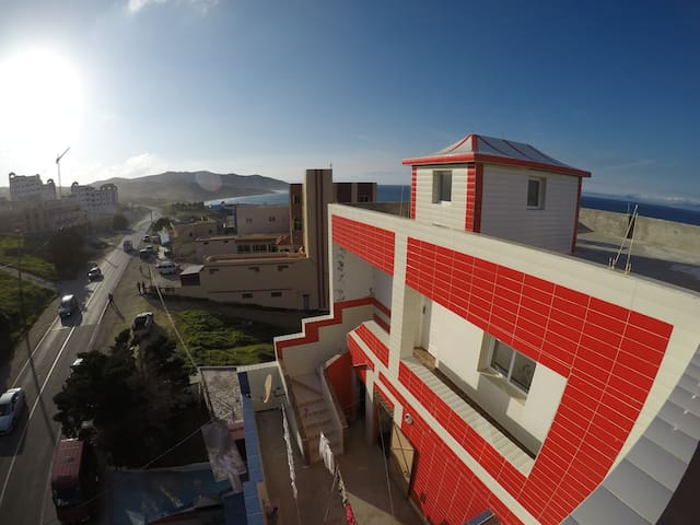 TANGER-MED APARTMENT - Tangier - Daire