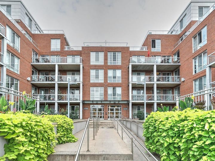 Loft in Saint-Henri/Petite Bourgogne - Long term
