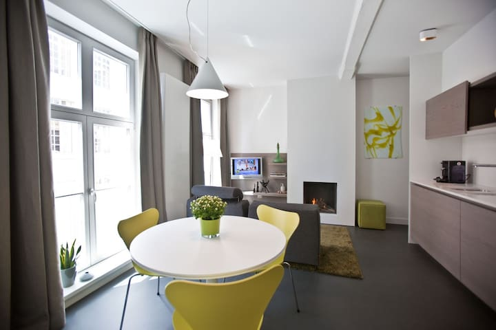 Flats with a soul, in the heart of Ghent. - Gent - Condominium
