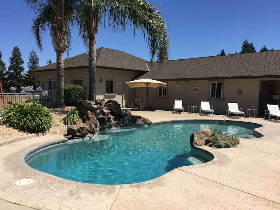 Large Close In Country Home W Pool Private Resort