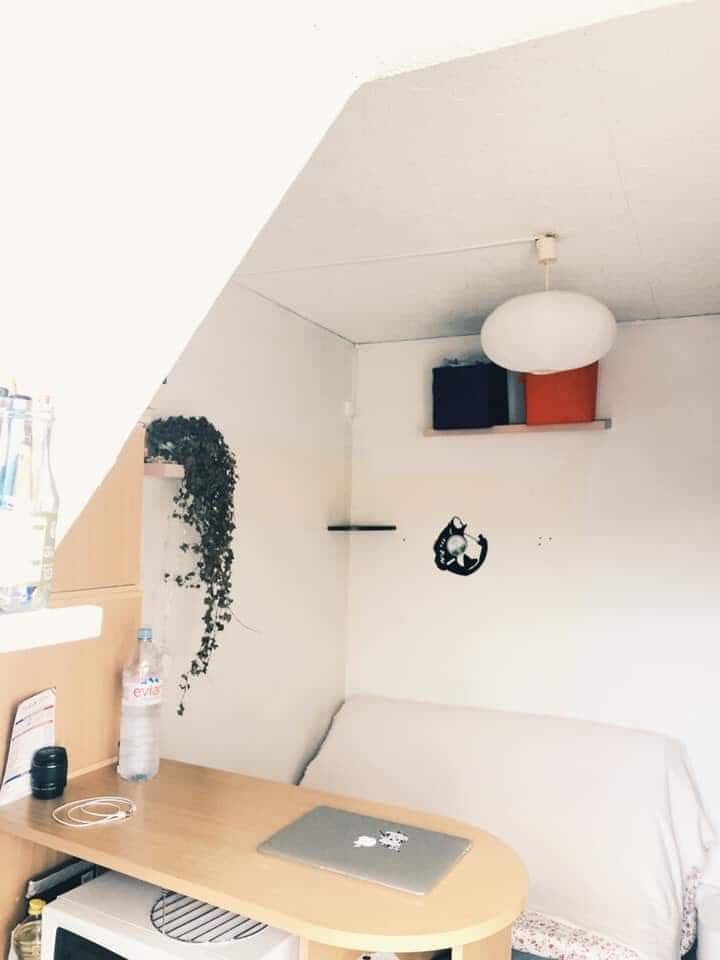 Beautiful small studio 13.5m2 in Paris
