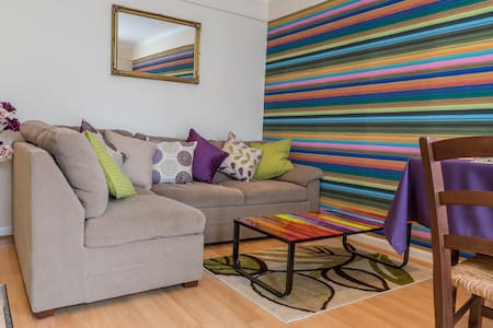 Stunning apartment and 3 minutes to the beach - Paignton