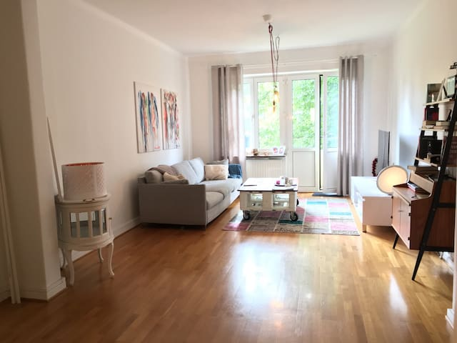 Centrally located apartment!
