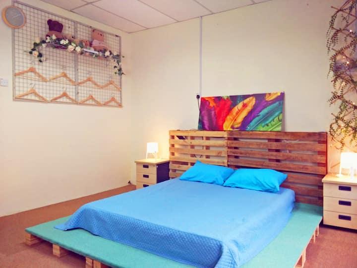 AB HOME [Bigger Suite] PERMAS JAYA #Shop Homestay