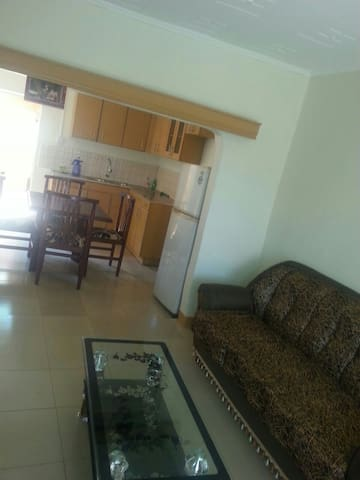 2 Bedrooms apartment for short stay - Entebbe