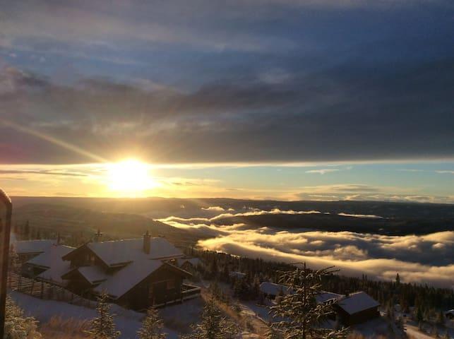 Hafjell Panorama, ski inn, ski out! Perfect view!