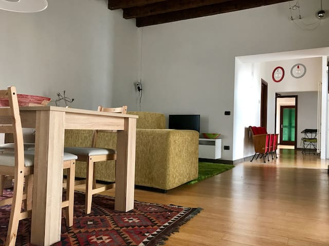 Casa Torretta - Light and peace in Bergamo - Bergamo - Daire