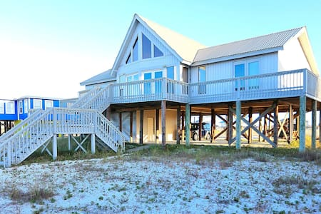 Lagoon-Front Rental in Gulf Shores - Gulf Shores