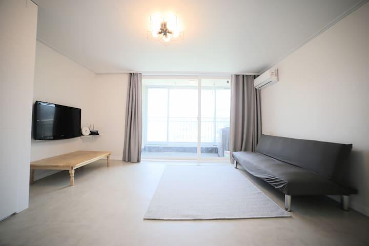 휘닉스파크 전망 16평 리모델링 아파트(청소비 환불)