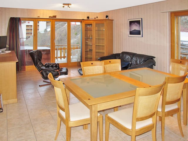Apartment Serandes for 6 persons in Les Collons - Les Collons - Leilighet