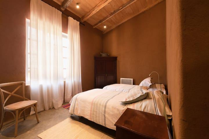 Dormitorio #1 - Bedroom #1