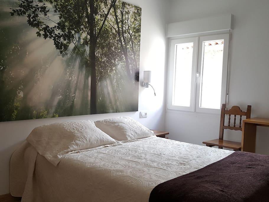 Hostal Nevandi habitación 108