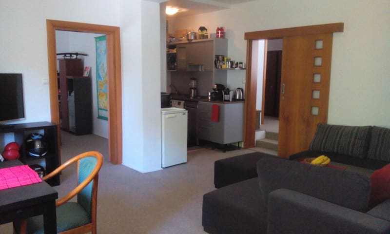 Family Apartment in the Pleasant Neighborhood - Bratislava - Hus