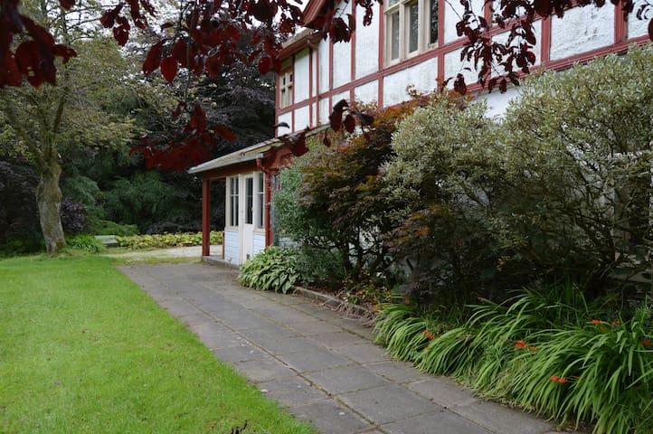 East Wing - Glenfarquhar Lodge, Auchenblae