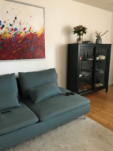 Apartment in the center of Aarhus