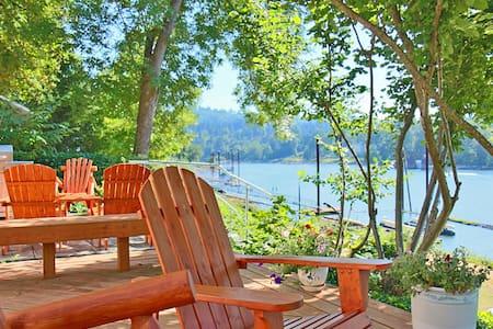Portland Riverfront Penthouse Suite - Portland - Villa