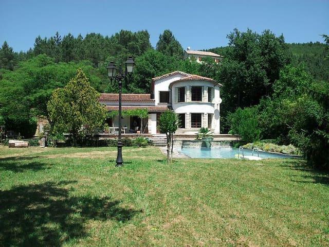 Villa au porte des Cévennes - Chambon - Rumah