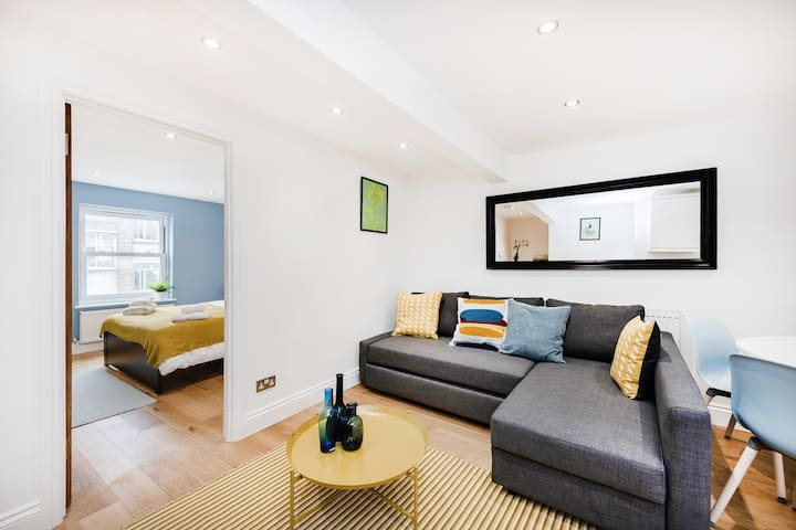 SOHO/OXFORD STREET TWO-BEDROOM APARTMENT