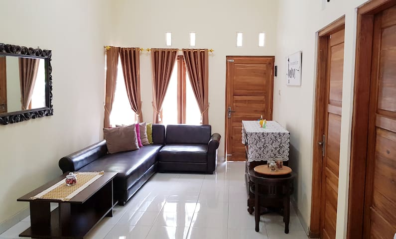 Cozy and Spacious Home in Yogyakarta