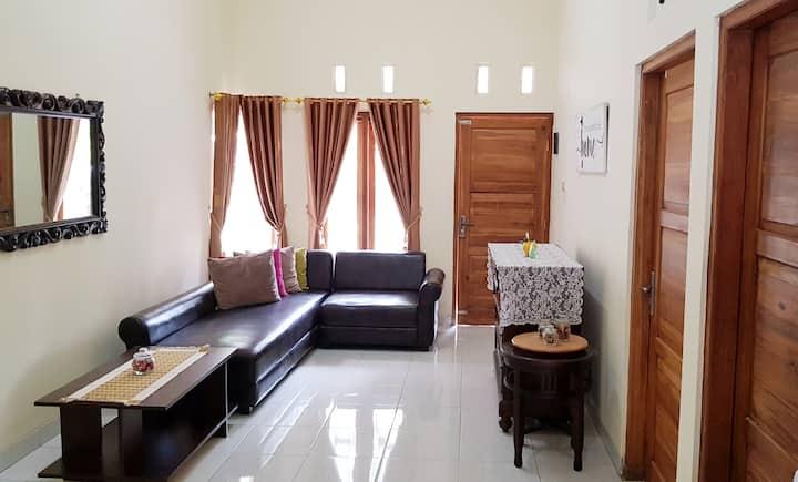 Cozy and Spacious Home in Yogyakarta