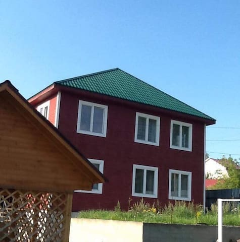Welcome to Alexandrov spacious and friendly home