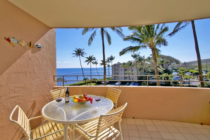 401 Ocean Front Condo with Spectacular Ocean Views - Ma'alaea - Condo