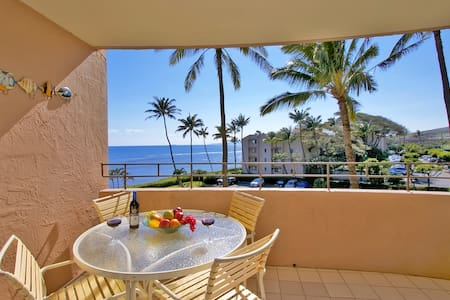 401 Ocean Front Condo with Spectacular Ocean Views - Ma'alaea - Apartament