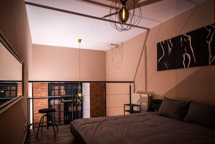 Luxury Shiny Loft - Tymienieckiego
