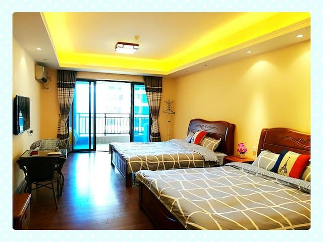 碧桂园十里银滩耳海度假公寓 - Huizhou - Lejlighed