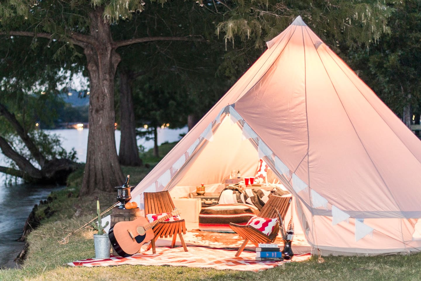 howdy haven tipi tipis for rent in austin texas united states