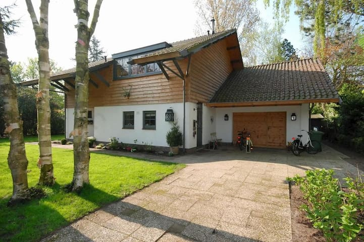 Charming Chalet near the Beach - Wassenaar - วิลล่า