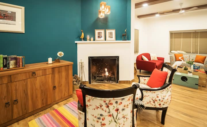 Meraki Holiday Homes, Luxury Cottage