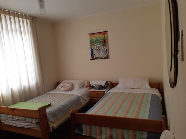 Comfortable Room for travelers+near airport
