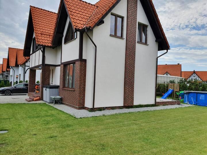 Дом у моря Marienburg