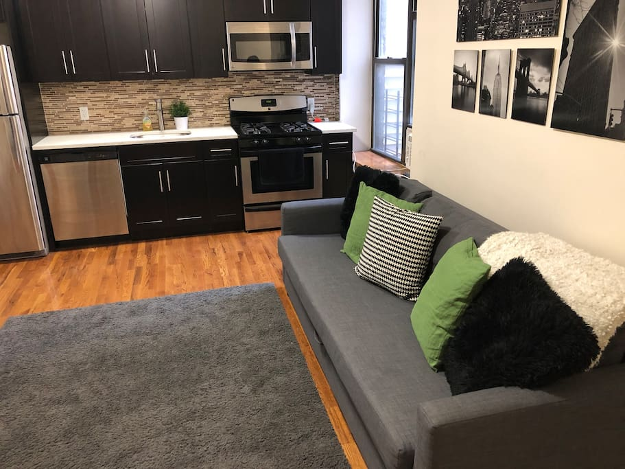 Doesn t get any better sweet stay just for you - Bel appartement de ville brooklyn new york ...