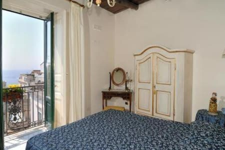 Elegant room in the Amalfi city center