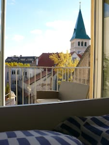 O2: OLD TOWN/pedestrian zone,RENEWED, balcony inc - Bratislava