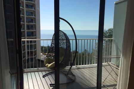 Апартаменты с видом на море - Soczi