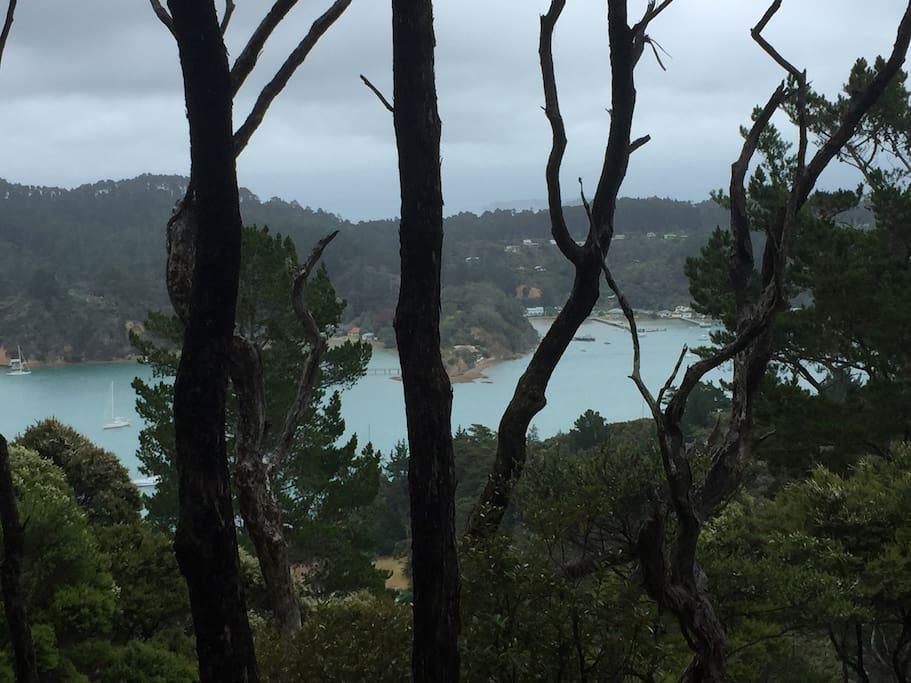 Beautiful hikes and amazing views.