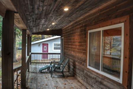Cozy Lake Cottage - Mecosta